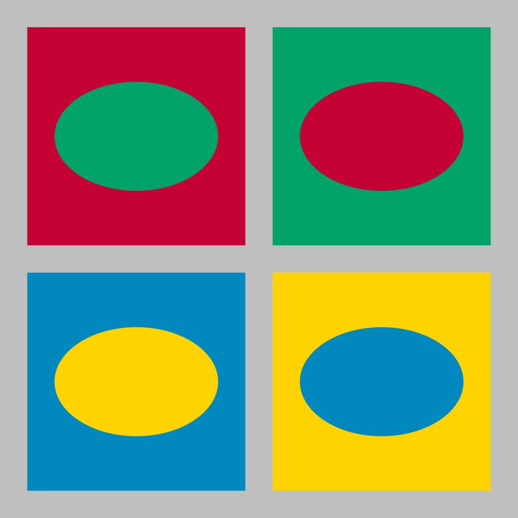 komplementer színek